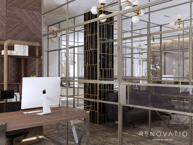 Design Projects - Offices - Office At Zhylianska Str. - A photo  14