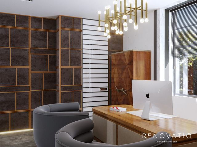 Design Projects - Offices - Office At Zhylianska Str. - A photo  19