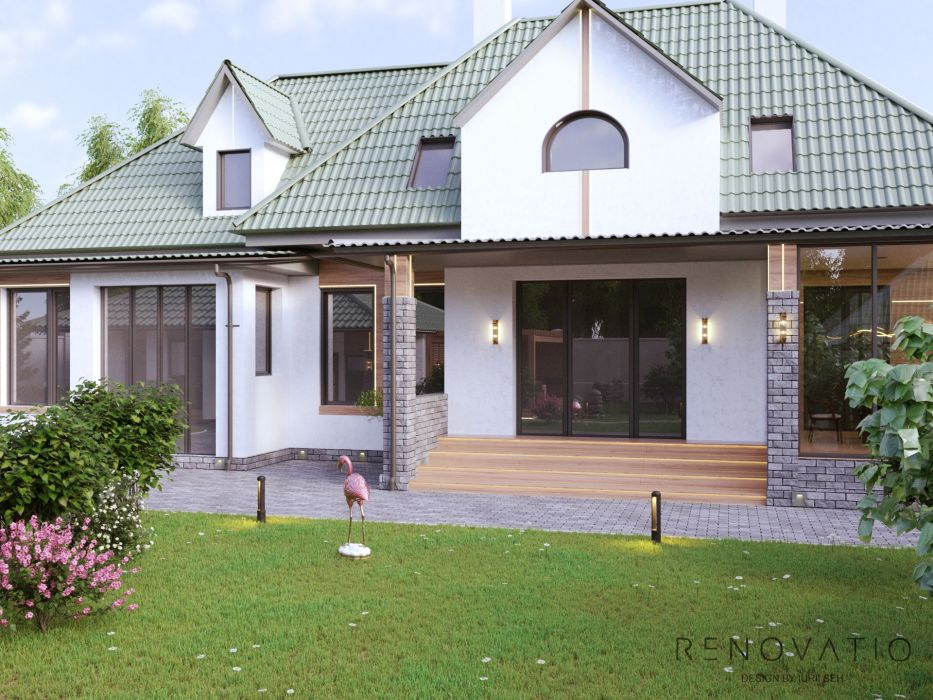 Design Projects - Houses And Cottages - Vita Pochtovaia - A photo  2