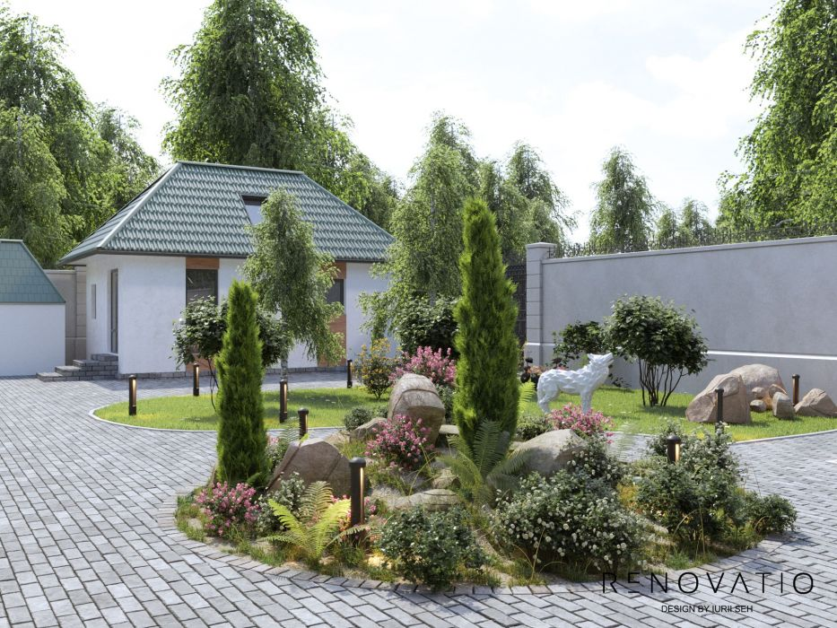 Design Projects - Houses And Cottages - Vita Pochtovaia - A photo  33